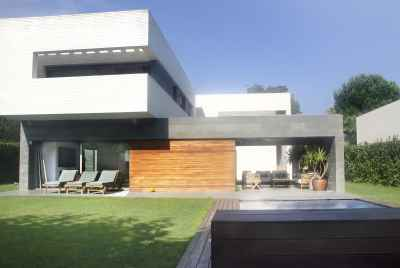 Modern house with pool on Maresme Coast near Barcelona